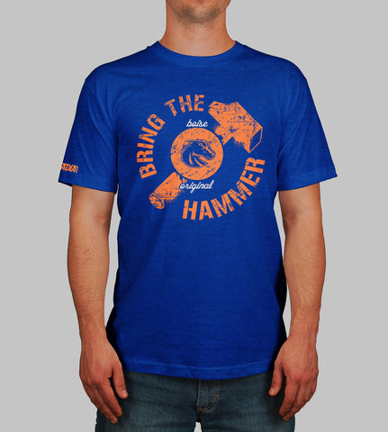 BRING THE HAMMER T-SHIRT - BOISE STATE - STADIA