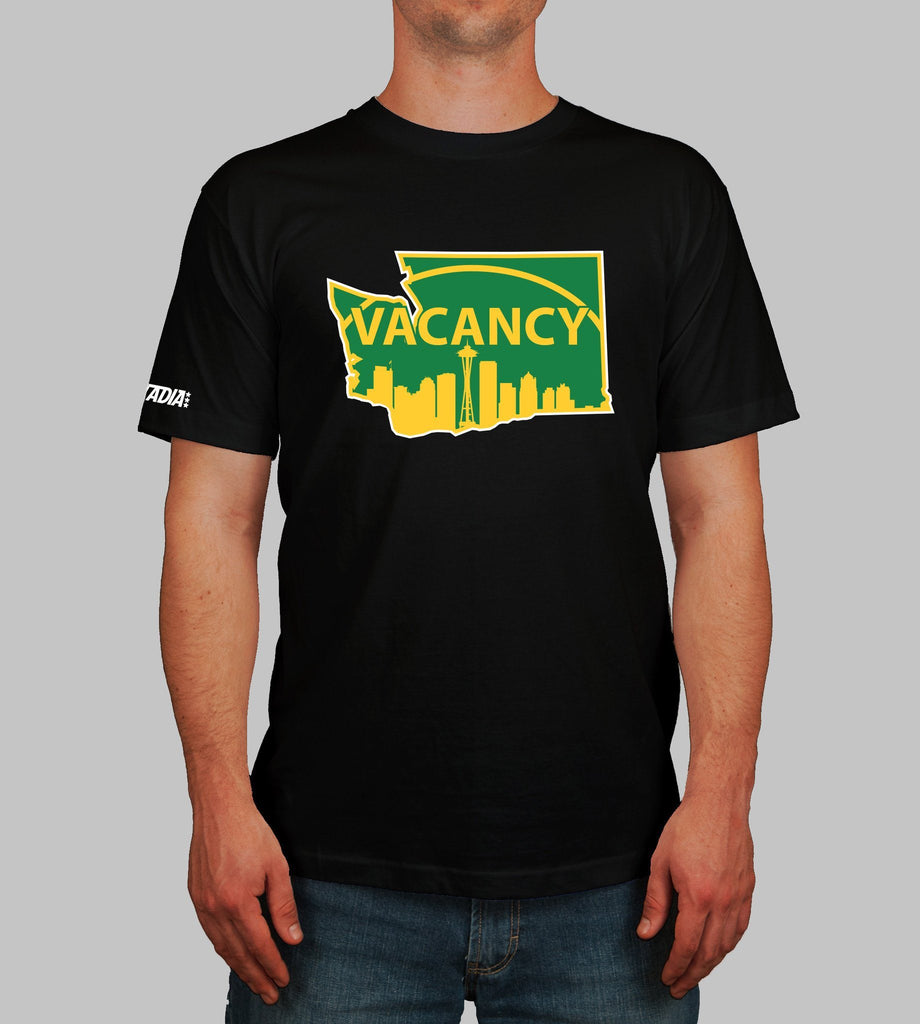 SEATTLE VACANCY TEE - STADIA
