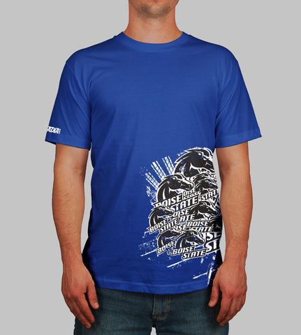 STACKED T-SHIRT - BOISE STATE - STADIA