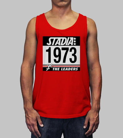 LEADERS TANK - RED - STADIA