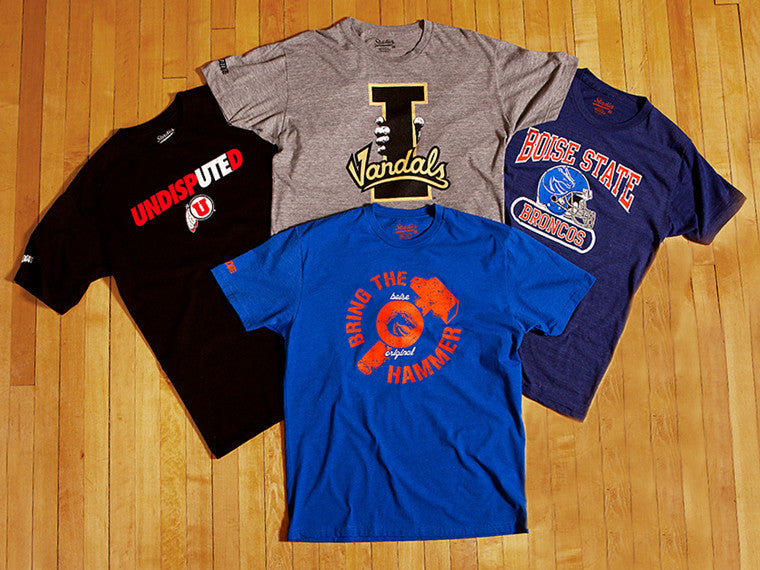 COLLEGIATE TEES