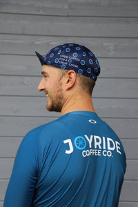 Cycling Cap - Blue