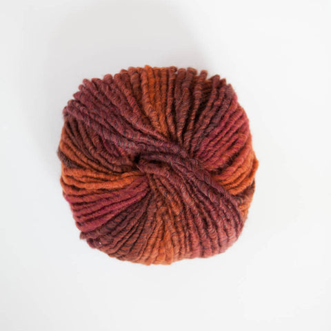 Italian Narciso Super Chunky Ply Acrylic/Merino Wool - Multi Autumn Shades