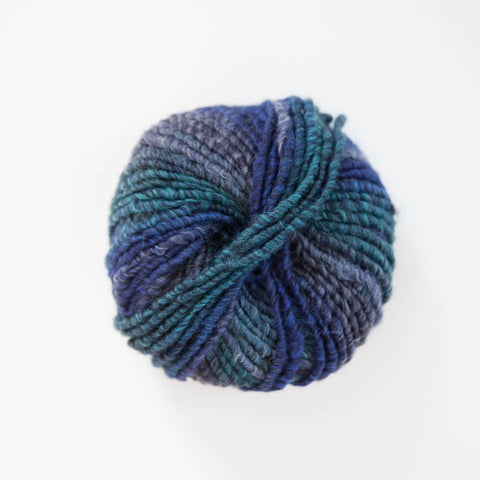 Italian Narciso Multi Blues, Super Chunky 4
