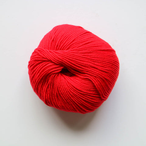 Merino 4 Ply Wool - Cyclamen