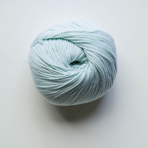 Merino 4 Ply Wool - Pale Blue