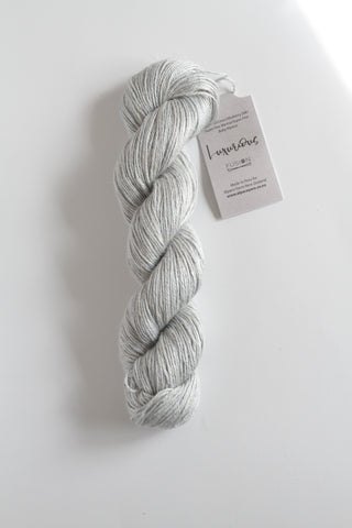 Luxurious Fusion, 3 - 4 Ply Linen/Silk/Alpaca/Wool Mix - Pale Blue