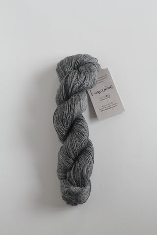 Luxurious Fusion, 3 - 4 Ply Linen/Silk/Alpaca/Wool Mix - Charcoal