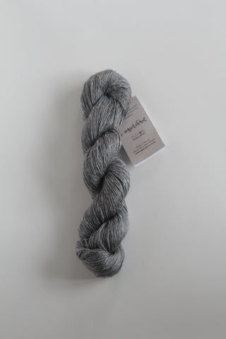 Luxurious Fusion, 3 - 4 Ply Linen/Silk/Alpaca/Wool Mix - Denim