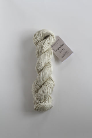 Luxurious Fusion, 3 - 4 Ply Linen/Silk/Alpaca/Wool Mix - Natural