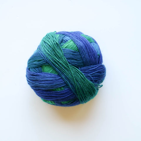 Sock Yarn - Zauberball 4 Ply Wool - Turki Muhle