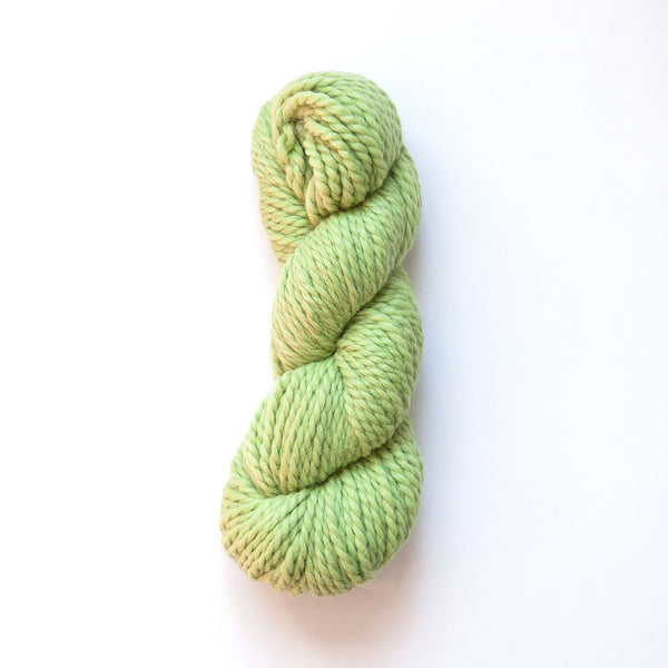 100% Baby Alpaca Grande 14 Ply Wool Equivalent - Lime