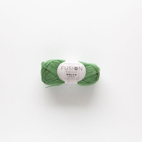 Fusion Sulco Llama/Lyocell 3 - 4 Ply Wool Equivalent - Light Green