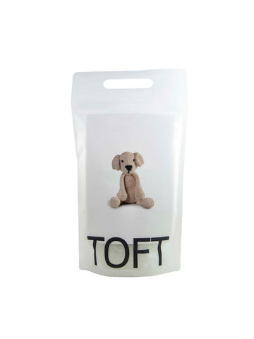 Toft Toy Crochet Kit - Eleanor the Labrador