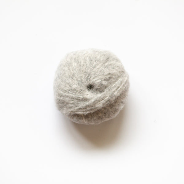 Laja Alpaca/Merino 14 Ply Wool - Very Light Grey