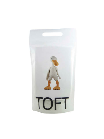 Toft Toy Crochet Kit - Geraldine Duck