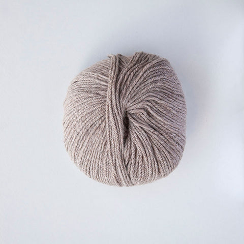 Indiecita 100% Baby Alpaca DK - 8 Ply Wool Equivalent - Light Brown