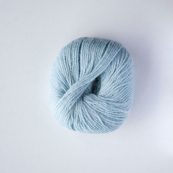 Indiecita 100% Baby Alpaca DK - 8 Ply Wool Equivalent - Light Blue