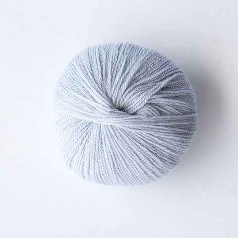 Indiecita 100% Baby Alpaca 4 Ply Wool Equivalent - Neutral Grey
