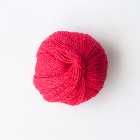 Indiecita 100% Baby Alpaca 4 Ply Wool Equivalent - Cherry Red