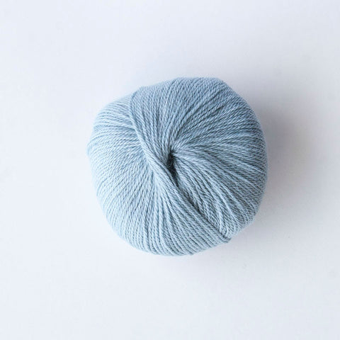 Indiecita 100% Baby Alpaca 4 Ply Wool Equivalent - Duck Egg Blue