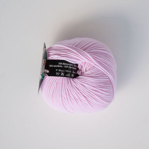 Merino Pluss 4 Ply Wool - Pink