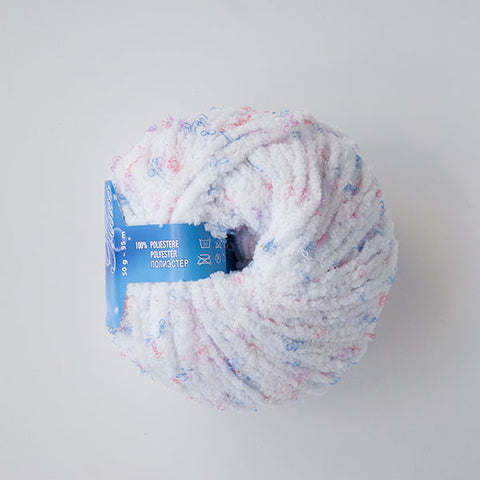 Cosy Baby Fancy *Worsted  12 Ply Acrylic - Pink/Blue