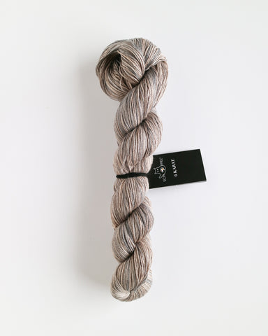 6 Karat Wool and Silk 3 Ply Yarn - Just lose it