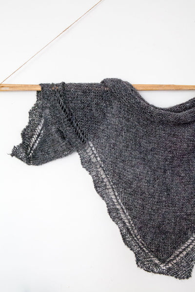 FREE knitting pattern download Wrap 2120 - Alpaca Suri Silk