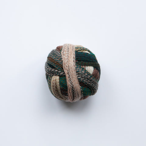 Sock Yarn - Crazy Zauberball 4 Ply Wool - Jacket & Trousers