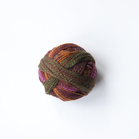 Sock Yarn - Crazy Zauberball 4 Ply Wool - Piano Bar