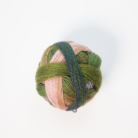 Sock Yarn - Crazy Zauberball 4 Ply Wool - Shooting Star