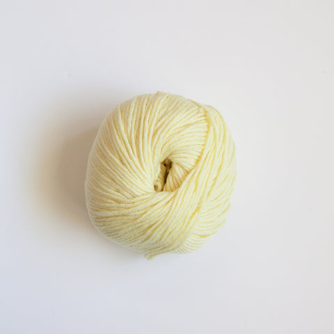 Merino Tecnomerinos 8 Ply Wool - Deep Cream