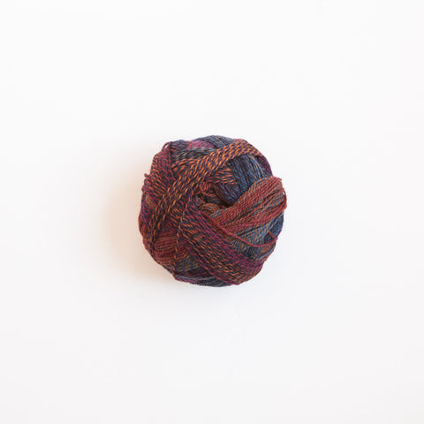 Sock Yarn - Crazy Zauberball 4 Ply Wool - Cinnamon Bun