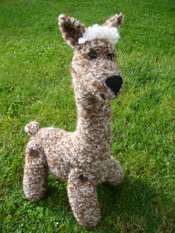 Pepito Alpaca Toy Kit