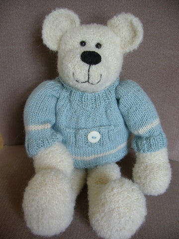 Pola Bear - Alpaca Toy Kit