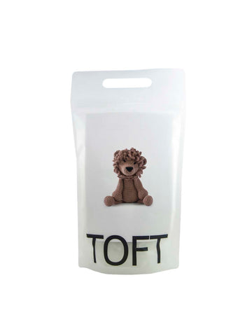 Toft Toy Crochet Kit - Rufus the Lion