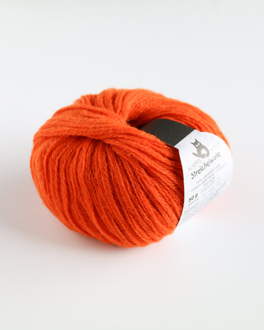 DK Pure Virgin Wool -  Burnt Orange