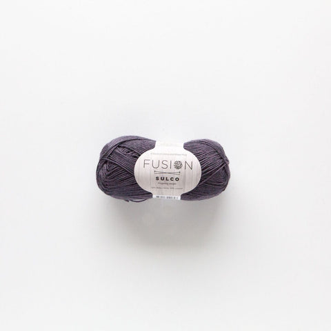 Fusion Sulco Llama/Lyocell 3 - 4 Ply Wool Equivalent - Purple