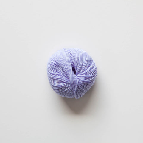 Italian Mon Amour Microfiber 8 Ply - Lilac