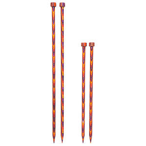 Radiant Straight Knitting Needles