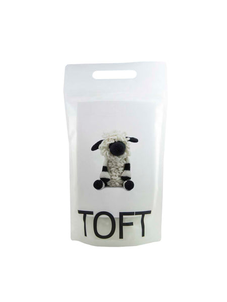 Toft Toy Crochet Kit - Lisa the Blacknosed Sheep