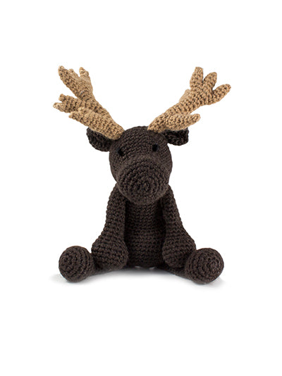 Toft Toy Crochet Kit - Logan the Moose