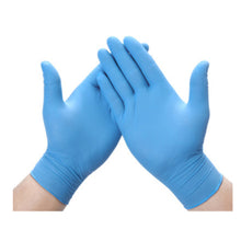 Load image into Gallery viewer, Nitrile Gloves (100 PER BOX) (10 BOXES PER CASE)