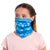 30-Day kids nano-silver Cloth Face Mask with silver nanoparticles, washable and wearable up to 30 times | mermaid