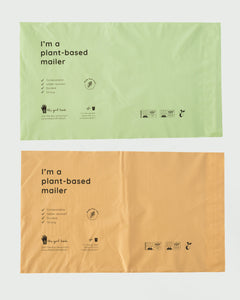 Compostable Corn Mailers