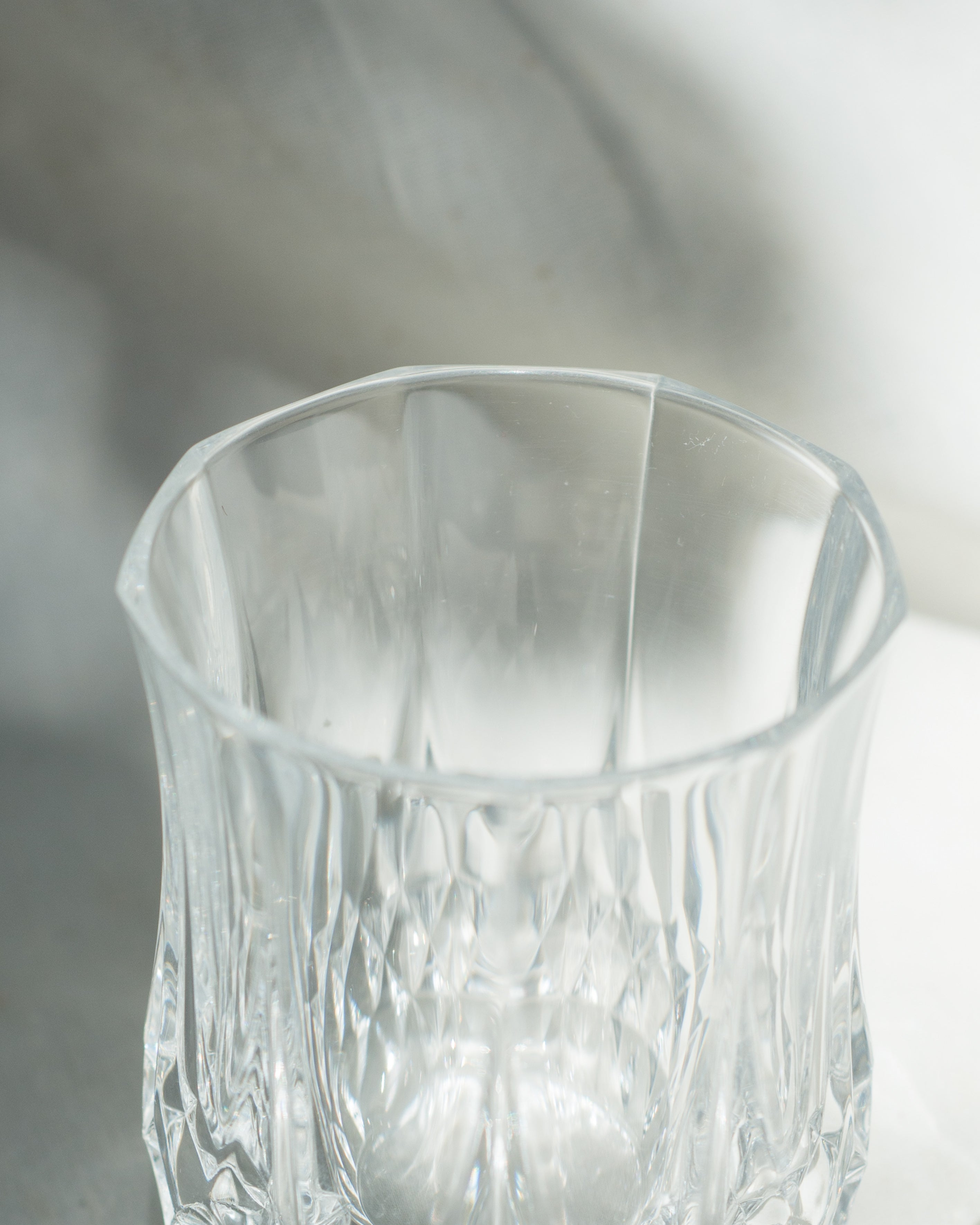 Italian Style Whiskey Glasses