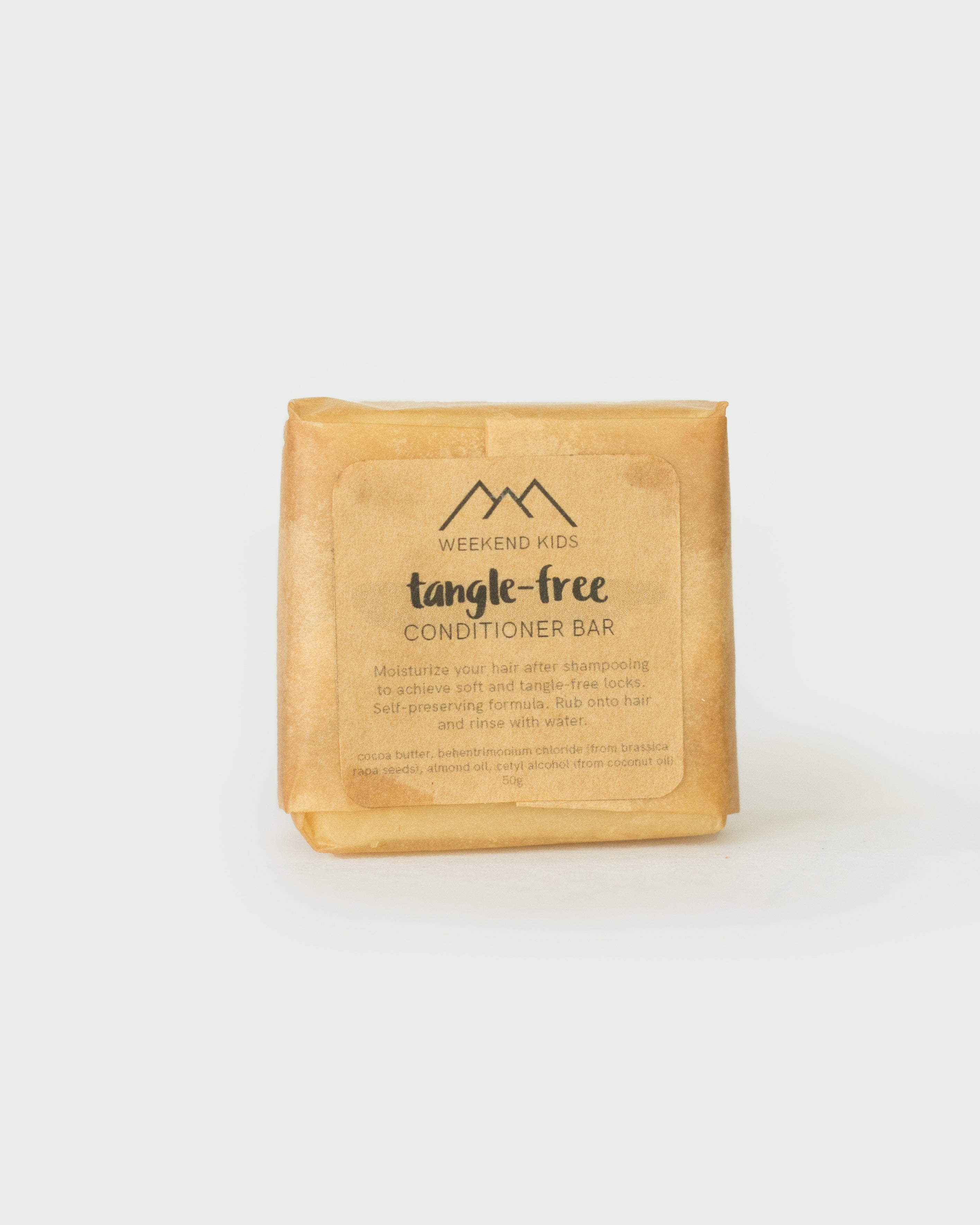 Tangle-Free Conditioner Bar