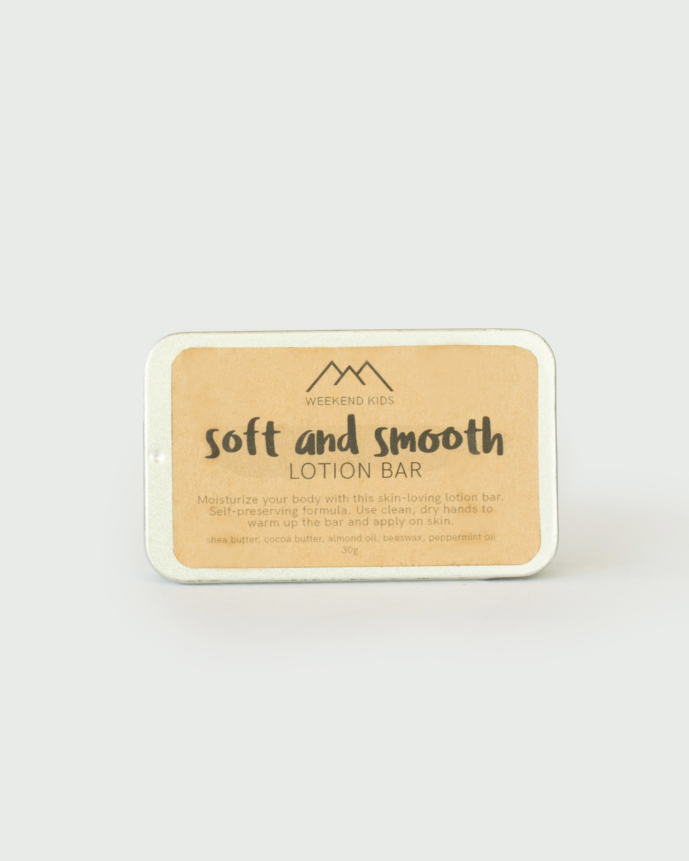 Soft and Smooth Lotion Bar
