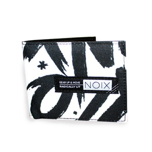 NOIX GEAR Bi-Fold Graphic Wallet